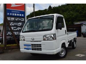 ホンダ アクティトラック アタック 5速車 UL UR エアコン エアバック 4WD 荷台ランプ デフロック ライトレベライザー ナビ
