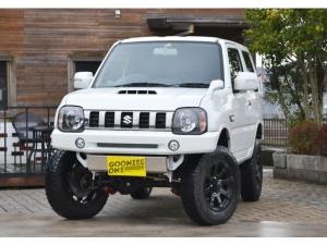 スズキ ジムニー ランドベンチャー 4WD リフトアップ 新品タイヤ
