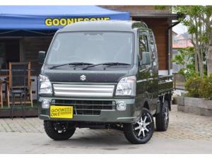 スズキ キャリイトラック  660 スーパーキャリイ X 3方開 4WD リフトアップカスタムカー 届出済未使用車