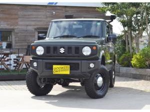 スズキ ジムニー XL 5速マニュアル 4WD メモリーナビ地デジ リフトアップ スマートキー アルミホイール ターボ ミュージックプレイヤー接続 シートヒーター 横滑り防止