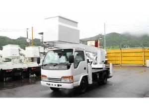 いすゞ エルフトラック タダノ高所作業車AT130TG