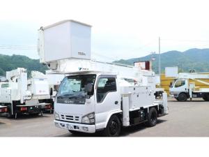 いすゞ エルフトラック タダノ高所作業車AT146TE