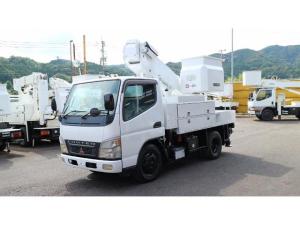 三菱ふそう キャンター タダノ高所作業車AT100TE