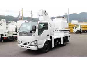 いすゞ エルフトラック タダノ高所作業車AT121