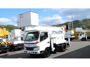 トヨタ ダイナトラック アイチ高所作業車U594