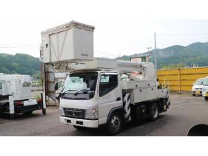 三菱ふそう キャンター  タダノ高所作業車AT146TE作業床高15.1M
