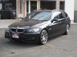 BMW 3シリーズ 320iツーリング Mスポーツパッケージ アルミ 社外ナビ