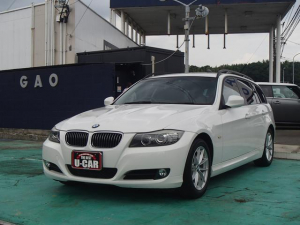 iBMW BMW 320iツーリング 純正i Drive HID