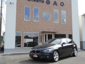 BMW 1シリーズ 116i スポーツ ポータブルナビ
