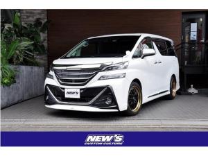 トヨタ ヴェルファイア 2.5Z Gエディション モデリスタ ALPINE11型ナビ