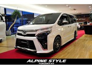 トヨタ ヴォクシー ZS 煌II ALPINE STYLE限定車