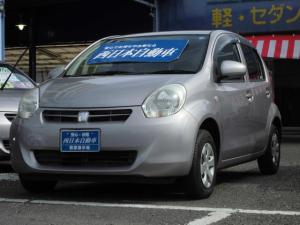 トヨタ パッソ X 純正CDオーディオ ヘッドライトレベライザー キーレス
