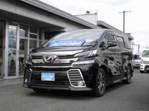 トヨタ ヴェルファイア 2.5Z Aエディション ツインムーンルーフ HID ETC