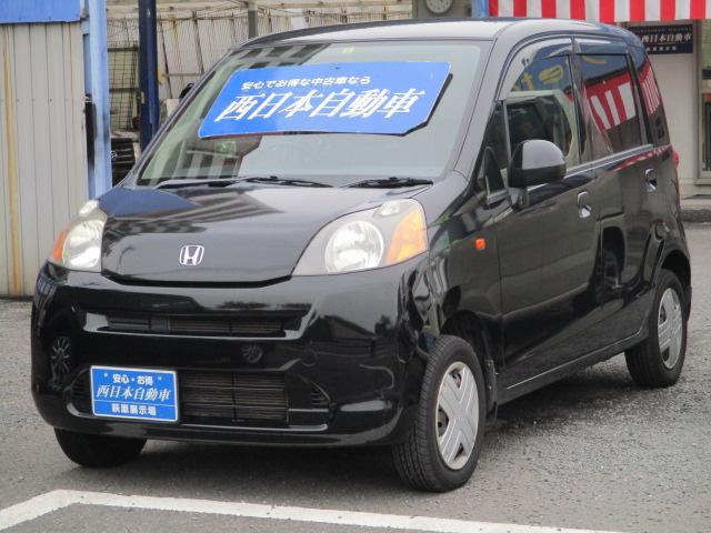 【ライフ C】ワンオーナー車 純正CDデッキ ベンチシート ヘッドライトレベライザー ダブルエアバッグ
