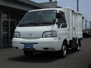 マツダ ボンゴトラック 冷凍冷蔵車 デンソー冷凍機マイナス22℃〜プラス35℃
