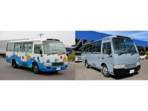 トヨタ コースター 幼児バス ディーゼルターボ 大人3名+園児39名乗り
