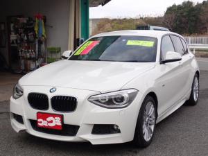 BMW 1シリーズ 120i Mスポーツ 120i Mスポーツ 純正ナビ 純正アルミ スエードレザー