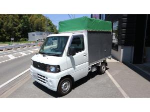 三菱 ミニキャブトラック パネルバン 軽運送 オートマ パワステ エアコン 4WD
