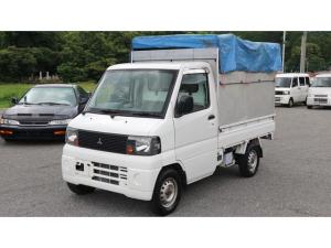 三菱 ミニキャブトラック パネルバン リアカーテン仕様 幌車 特装車