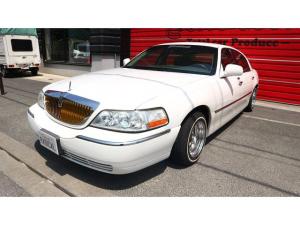 リンカーン・タウンカー 03年モデル シグネイチャー 8ナンバー グラフィックス