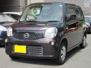 日産 モコ S ナビ取付渡し 新品タイヤ交換 禁煙車 ワンオーナー 西新