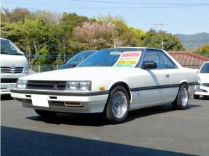 日産 スカイライン ターボGT-E X SSR15インチAW・ワンオフ車高調・ラジエーター・柿本マフラー・エアコン・ブレーキOH済