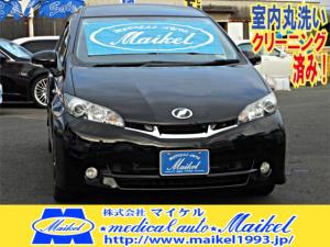 トヨタ ウィッシュ 1.8S ナビ・フルセグTV・DVDビデオ・ワンオーナー