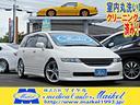 ホンダ/オデッセイ L エアロ・19AW・車高調・HDDナビ・CD録音・スマキー