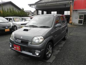 スズキ Keiワークス ベースグレード ターボ レカロシート 5速 タイヤ4本新品