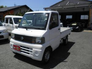 日産 クリッパートラック SD エアコン 5速