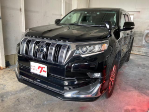 トヨタ ランドクルーザープラド TX Lパッケージ 4WD ドライブレコーダー ETC バックカメラ オートクルーズコントロール レーンアシスト パワーシート ナビ オートマチックハイビーム オートライト ヘッドライトウォッシャー Bluetooth