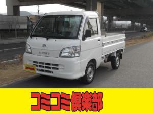 ダイハツ ハイゼットトラック エアコン・パワステ スペシャル 社外ナビ CD再生