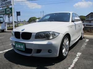 BMW 1シリーズ 116i Mスポーツパッケージ HDDナビ フルセグ カメラ