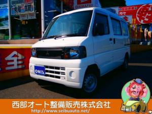 三菱 ミニキャブバン CD 社外ナビ CD 集中ドアロック AT AC