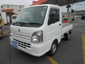 スズキ キャリイトラック KCエアコン・パワステ農繁仕様 走行55300キロ/4WD・5速M/T/H27年式/エアコン・パワステ