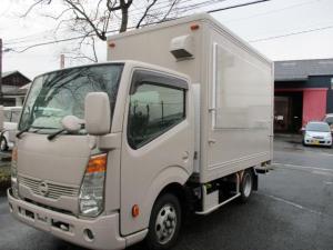 日産 アトラストラック キッチンカー キッチンカー 移動委販売車 ケータリングカー