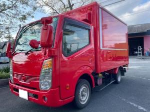 日産 アトラストラック  キッチンカー 移動販売車 ケータリング