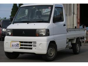三菱 ミニキャブトラック ベースグレード 三方開 エアコン パワステ ライトレベル調節