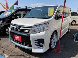 トヨタ ヴォクシー ZS 煌 ETC付 ワンオ-ナ- 両側電動スライドD