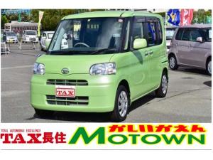 ダイハツ タント Xリミテッド 純正ナビ ワンセグTV バックカメラ ETC