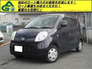 日産 モコ E タイミングチェーン車/オートエアコン/パワステ/インテリキー/電動格納ミラー/ベンチシート