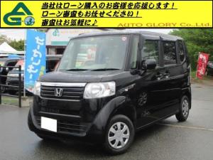 ホンダ N-BOX G タイミングチェーン車/両側スライドドア/スマートキー/プッシュスタート/LED/ECON