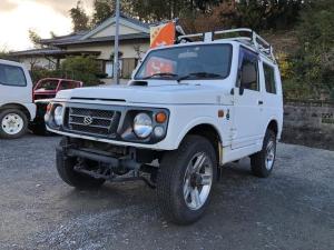 スズキ ジムニー HA 4WD MT5速 F6Aインタークーラーターボ
