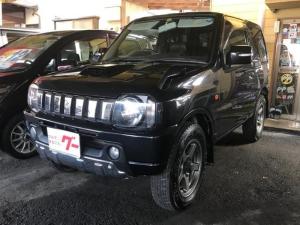スズキ ジムニー クロスアドベンチャーXC 4WD 社外マフラー