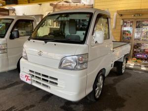 トヨタ ピクシストラック スペシャル メモリーナビ フルセグTV ルームミラー 4WD AC AT 軽トラック 三方開 最大積載量350kg
