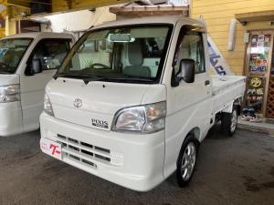 トヨタ ピクシストラック スペシャル AC  パワステ 5速ミッション 軽トラック ホワイト