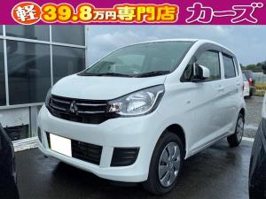 三菱 eKワゴン E シートヒータ ベンチシート 衝突安全ボディ 保証付