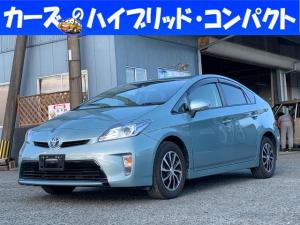 トヨタ プリウス S テレビ DVD再生機能 スマ-トキ- バックカメラ付き SDナビゲーション