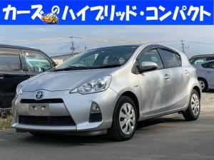 トヨタ アクア S キーレス ETC