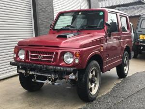 スズキ ジムニー 軽自動車 ETC 4WD ラジアントレッドマイカ MT AW